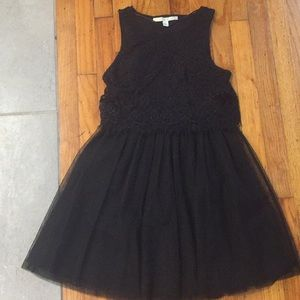 Super cute black Lauren Conrad dress